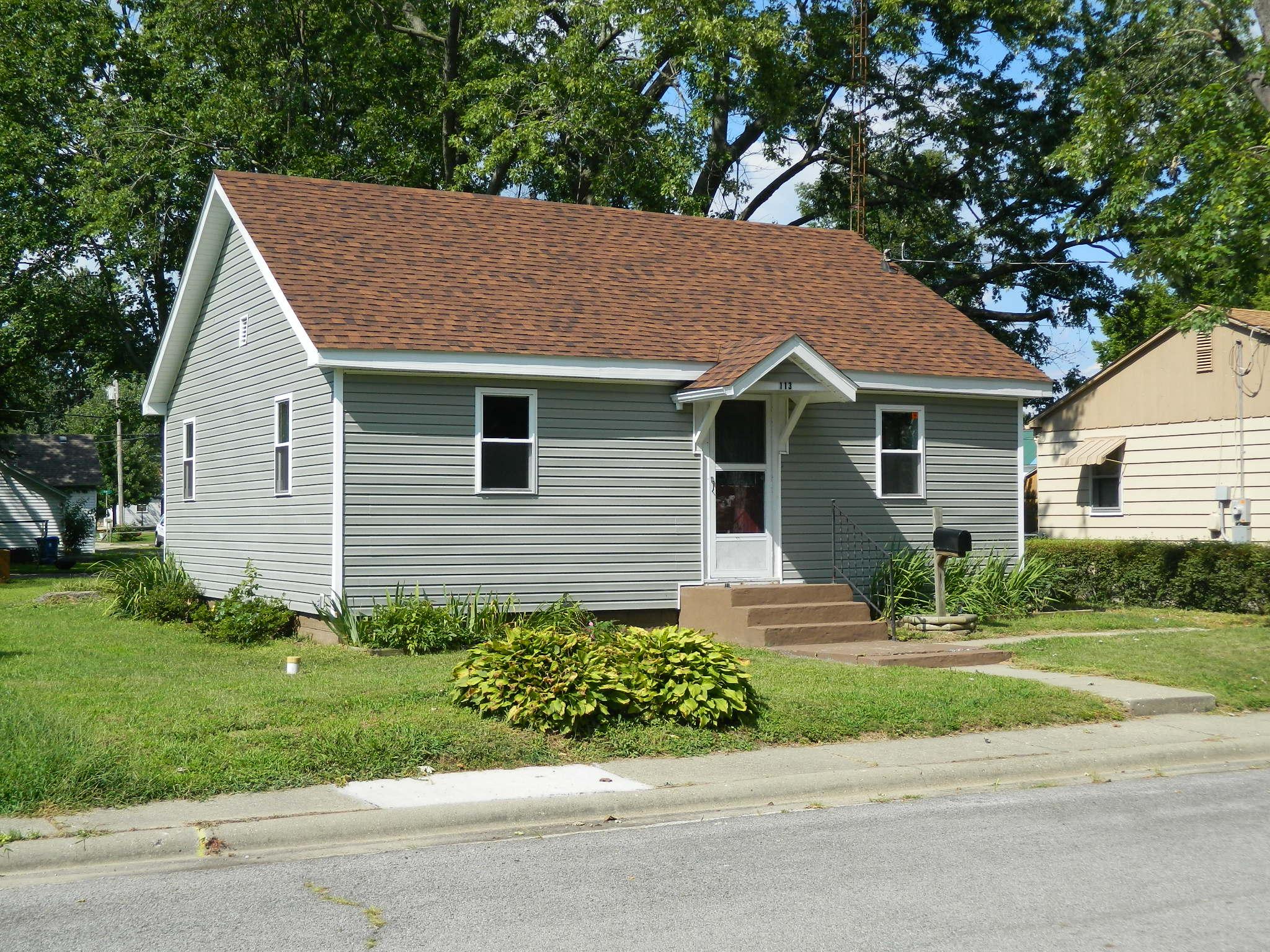 Wayne County Il Homes For Sale Fairfield Burnt Prarie